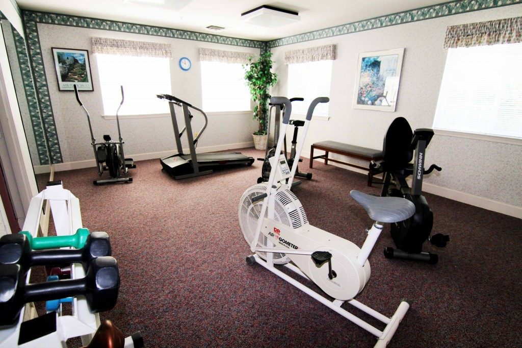 Bay Forest Workout Room