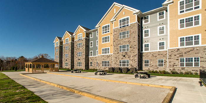Perry Hall Md Senior Apartments Chapel Springs Overview