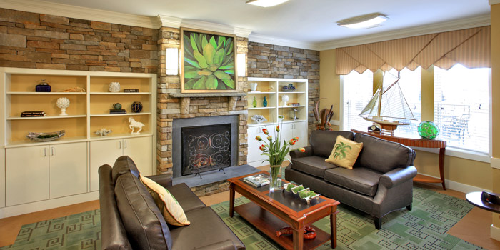HAMM-fireplace