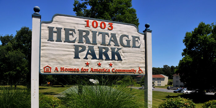 HERITAGE-sign