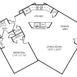 1 Bedroom 768 sq ft $ Call For Pricing