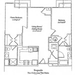 2 Bedroom 953 Sq Ft $ Call For Pricing