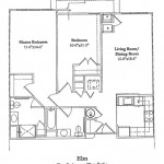 2 Bedroom 991 Sq Ft $ Call For Pricing