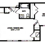 One Bedroom | One Bathroom $ Call For Pricing