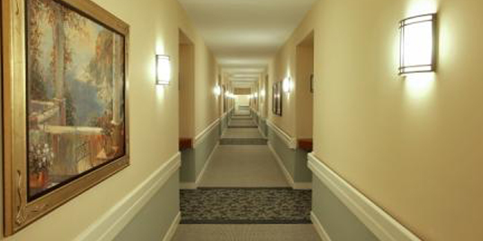 VICT-hallway