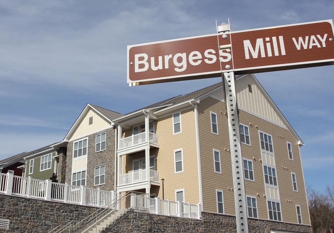 Burgess Mill Exterior