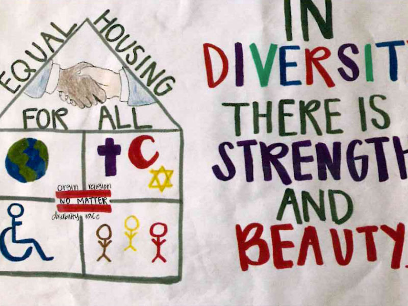 In Diversity There is Strength and Beauty